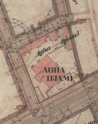 1914-1915 Alman Mavi haritası   (belge-1)
