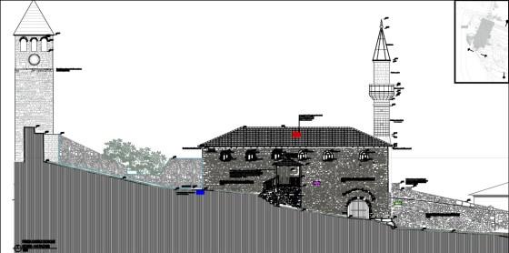 Cami girişi (şekil 18)