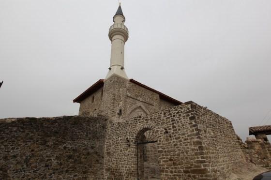 Uygulama sonrası minare