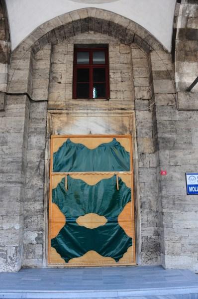Cami Giriş Kapısı