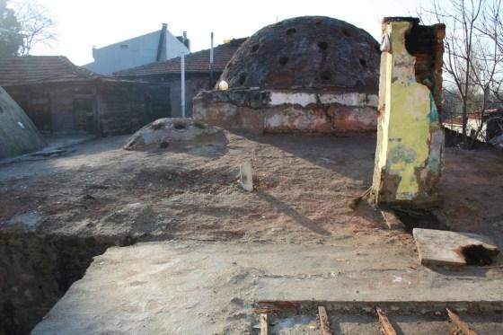 Kuzey (arka) Cephe Eski Hali