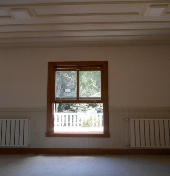 Kadınlar Bölümü Soğukluk Kısmı Restorasyon Sonrası Penceresi