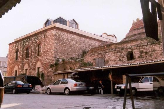 Samatya Ağa Kapısı Hamamı