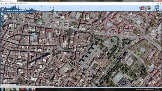 Uydu Hava fotoğrafı