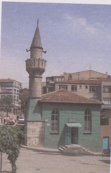 Keçeci Piri Camii
