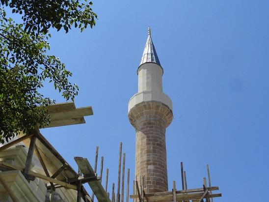 Minare petek ve korkulukları (fotoğraf 18)