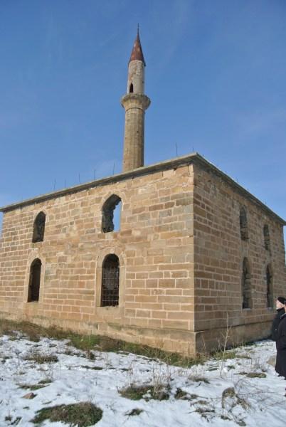 Güney ve doğu cephesi ile minare