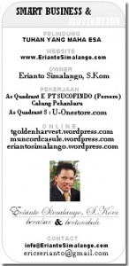 Erianto Simalango, S.Kom