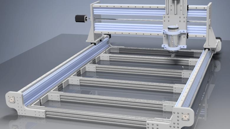 DIY CNC Milling – Z Axis