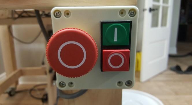 Start / Stop buttons