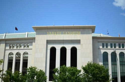 NY Yankees Stadium