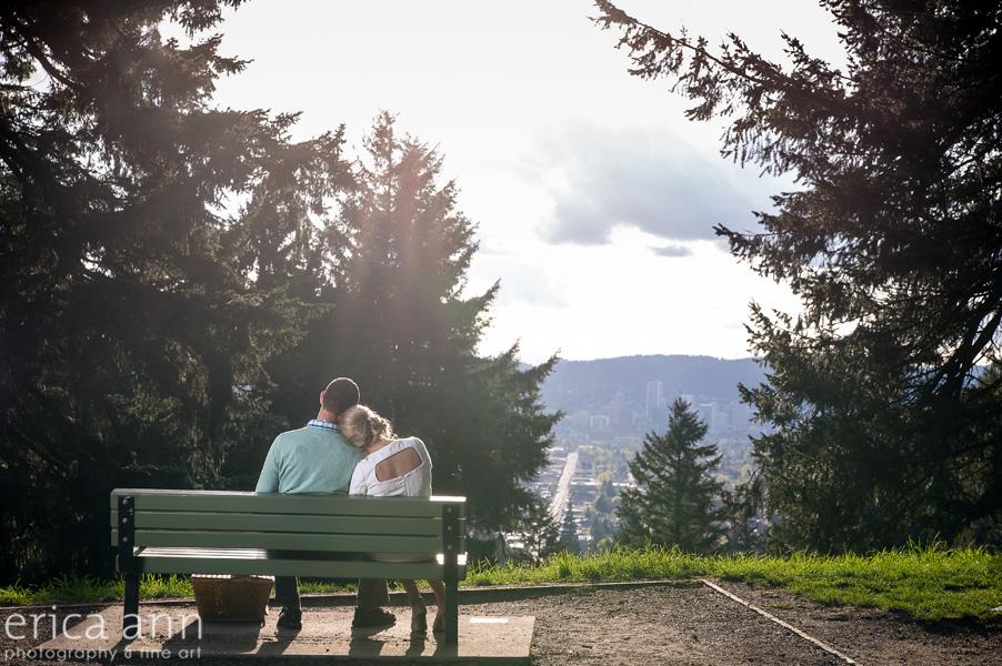 Portland Wedding Photography  Mt Tabor  Blog