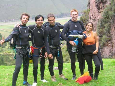 Cusco Peru Bungee Jumping Tours