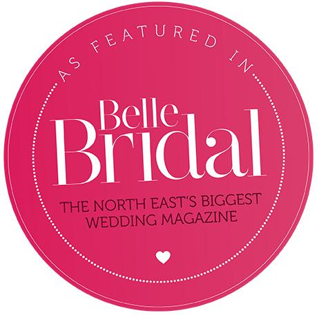 Erica Elizabeth Designs featured in Belle Bridal