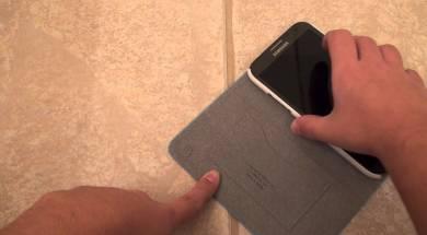 Galaxy Note II *Spigen SGP Hardbook Case REVIEW*