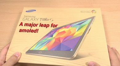 Galaxy Tab S 10.5 Display and Performance