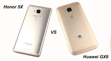 Huawei GX8 Review: The Same as Honor 5X?