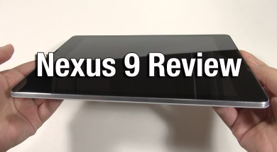 Nexus 9 Review: With Nvidia Shield Tablet Comparisons