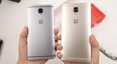 OnePlus 3: Soft Gold Unboxing & Comparison