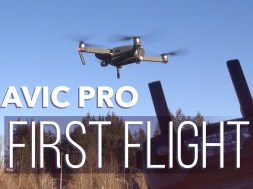 DJI Mavic Pro: Set Up Tutorial & First Flight!