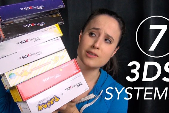 Why I Have 7 New 3DS Systems? (Switch better not have these problems)