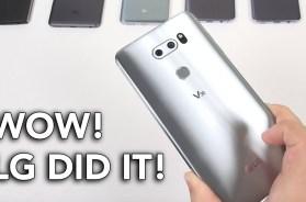 LG V30: IMPRESSIVE || In-Depth Hands On!