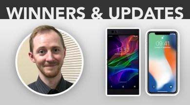 Giveaway Winners & Channel Updates (Jon Fills In)