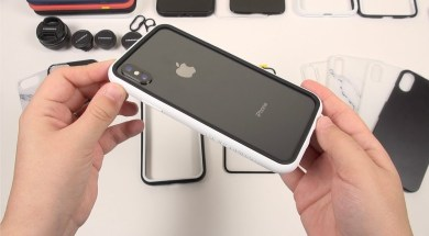 iPhone X: My Favorite Case! (RhinoShield Mod Modular)