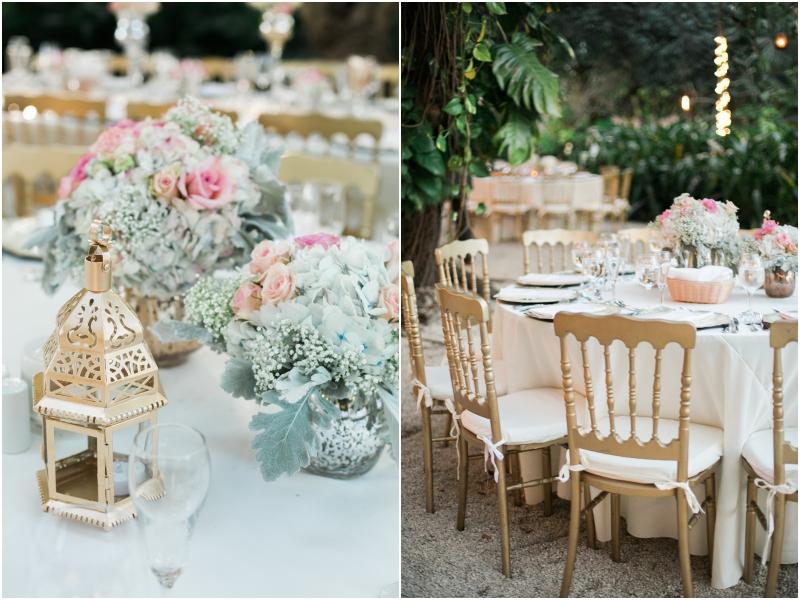 the walton house miami wedding blush pink