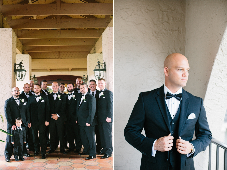 boca pointe golf club wedding photos
