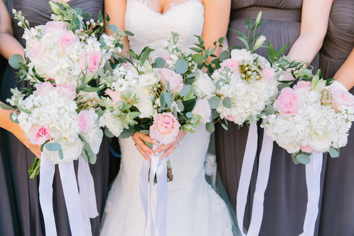 palm beach wedding bouquets