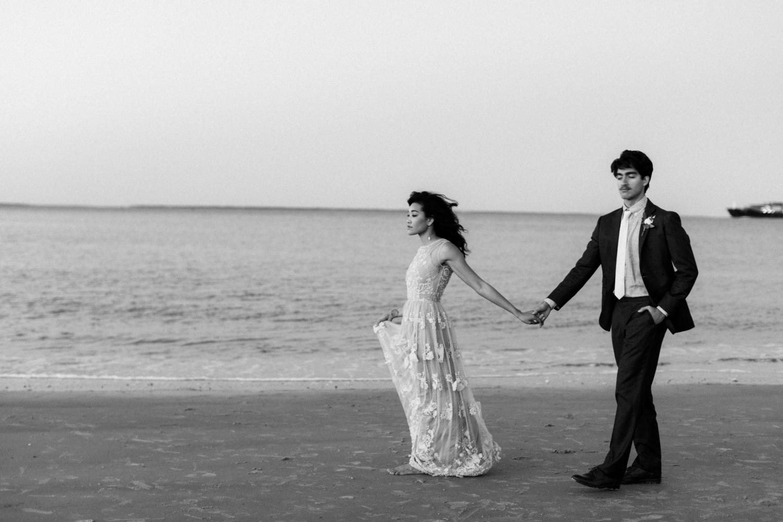 savannah georgia seaside wedding inspiration