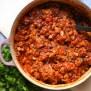 Three Bean Turkey Chili Erica Julson