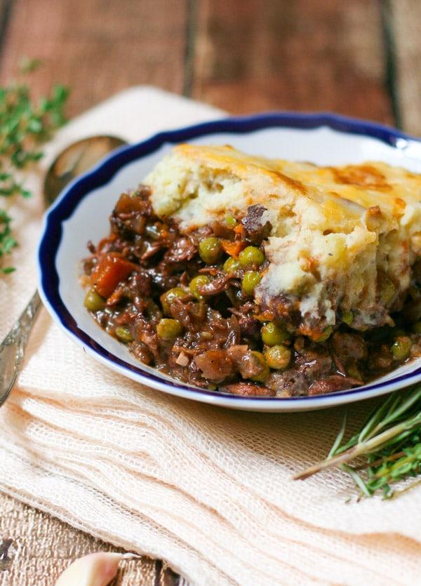 Braised Beef Shepherd's Pie - Erica Julson