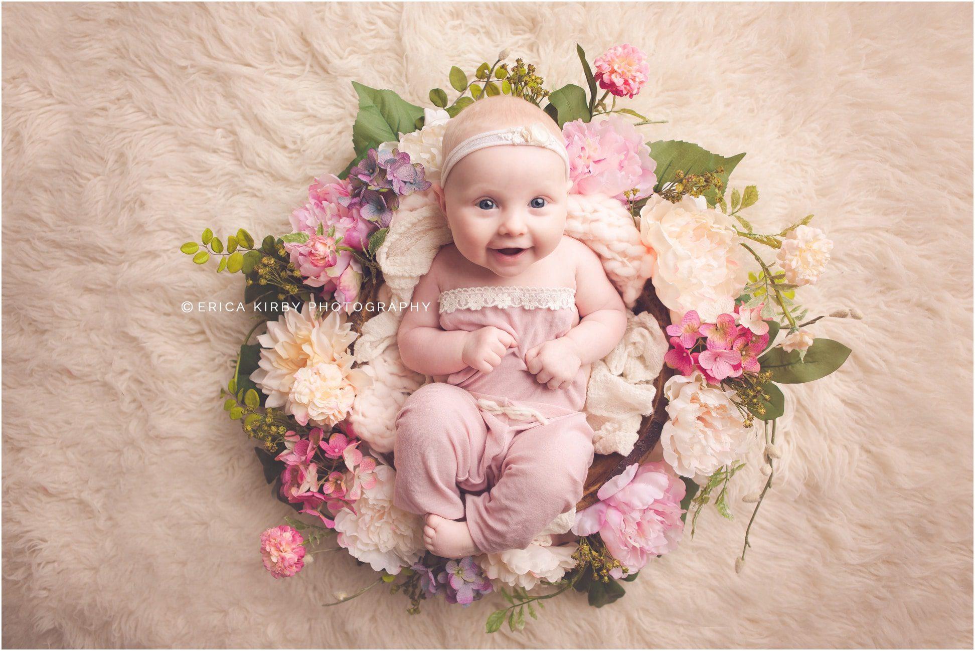 northwest arkansas baby photographer
