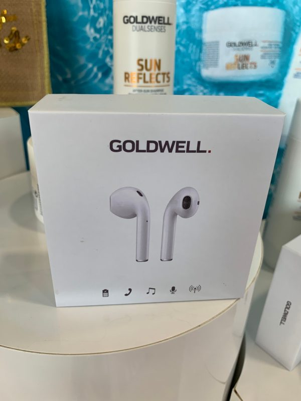 cuffie true wireless Goldwell