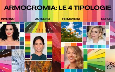 Armocromia: i colori amici di ognuno di noi e le tipologie