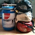 Bagage Everest