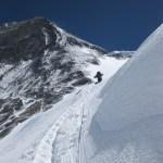 Everest triangular face