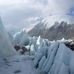 Gletsjer Cho Oyu