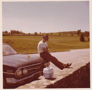 Dad circa 1971.