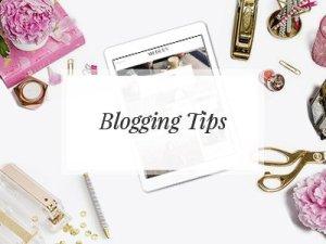 blogging tips ericavoyage