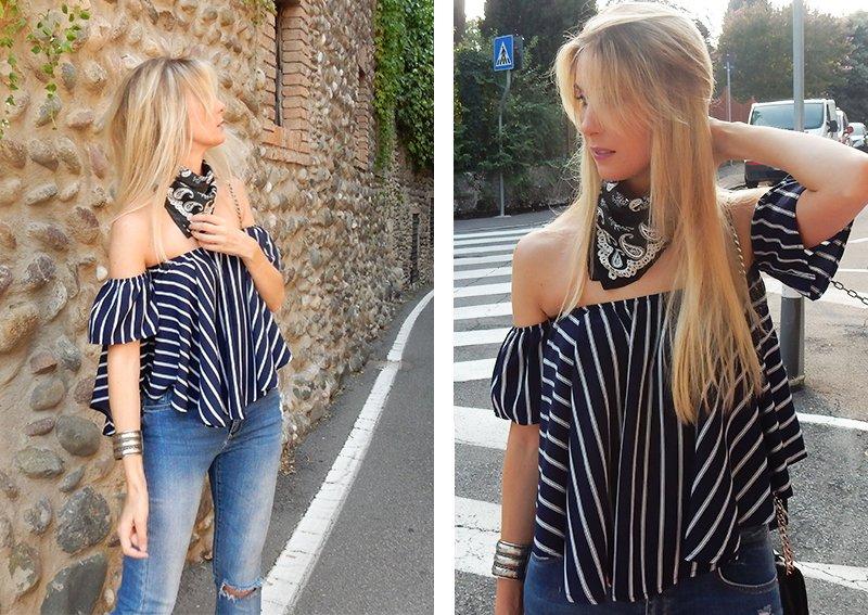 Le bandane sono l'ultimo must-have. In questo post vi mostrerò come indossare una bandana in vari modi per dare un tocco in più al vostro stile.