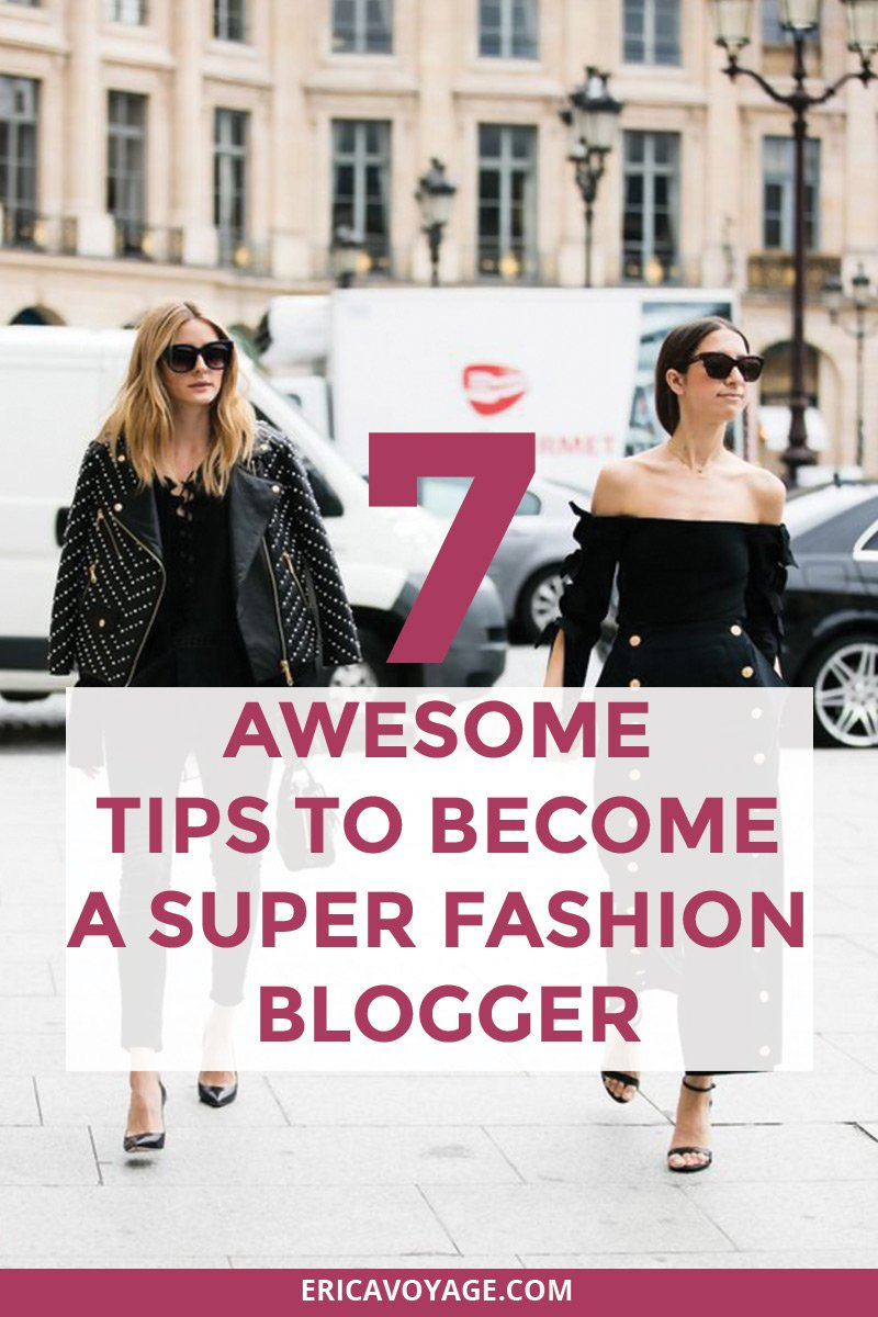In this post I will share with you 7 tips on how to Become a super fashion blogger. Knowing how to start a fashion blog means following these 7 steps