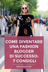 In questo post vi spiegherò 7 consigli su come diventare una Fashion Blogger di successo, e distinguervi da tutte le ragazze che hanno aperto un blog.