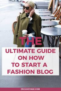 A step-by-step guide on how to start a fashion blog and make it famous. A must-have guide for all aspiring and newbie fashion bloggers.