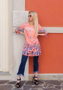 Vi presento 5 look su come indossare un vestito floreale, in questo modo non dovrete comprare nuovi vestiti, ma semplicemente abbinarli in maniera diversa