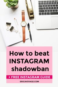 How to beat Instagram shadowban? So today I want to talk about an annoying problem the mysterious INSTAGRAM SHADOWBAN. I will help you remove it.