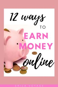 Want to start earning money online, become your own boss or spend more time with loved ones?Then I've got 12 ways for you to start earning money online.