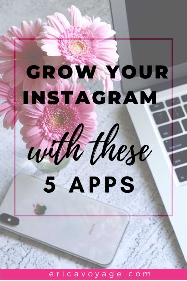 Want to grow your Instagram? If you're an influencer, or business and want to grow your Instagram. Use these 5 apps to Grow Your Instagram in 2020.